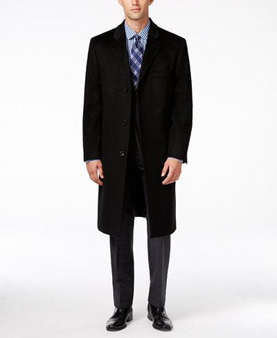 Lauren Ralph Lauren 100% Cashmere Overcoat - Coats & Jackets - Men ...