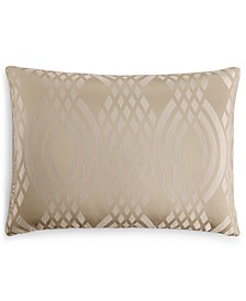 Dimensions Champagne Standard Sham, Created for Macy's