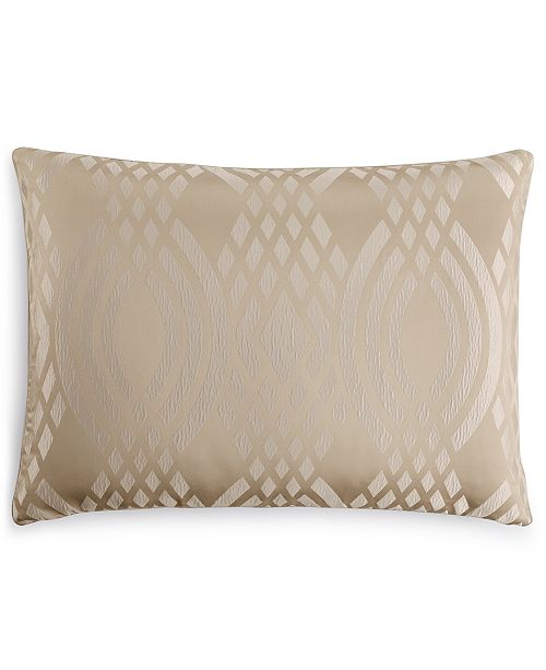 Hotel Collection Dimensions Champagne Standard Sham, Created for Macy's