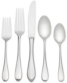 Flatware 18/10, Studio 45 Pc Set, Service for 8