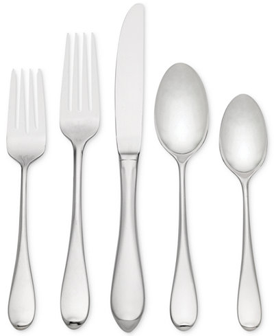 Gorham Flatware 18/10, Studio 45 Pc Set, Service for 8