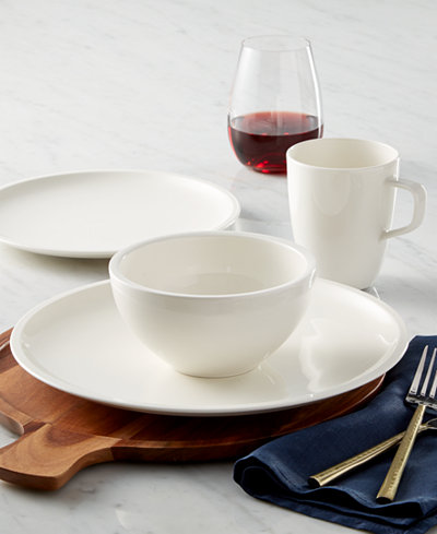 villeroy boch artesano dinnerware collection dinnerware dining entertaining macy 39 s. Black Bedroom Furniture Sets. Home Design Ideas