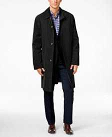 London Fog Durham Classic-Fit Raincoat