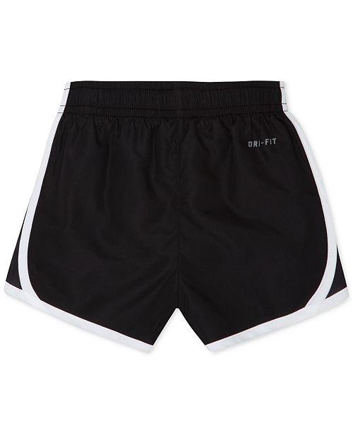 e3921b1e80 Nike Dri Fit Tempo Shorts, Little Girls & Reviews - Kids - Macy's