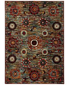 "Oriental Weavers Sedona 6408K 6'7"" x 9'6"" Area Rug"