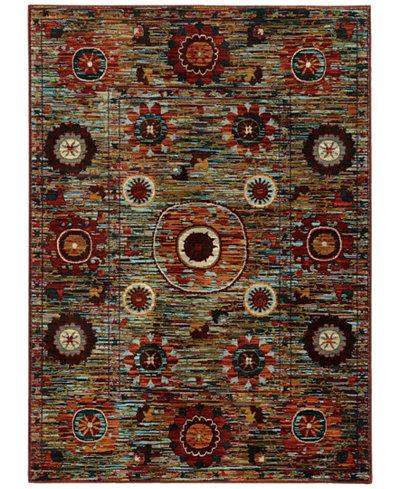 Oriental Weavers Sedona 6408k Area Rugs Rugs Macy S