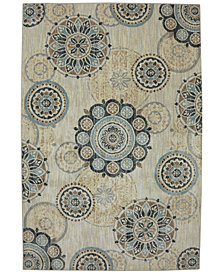 Karastan Euphoria Carron Sandstone Area Rug Collection