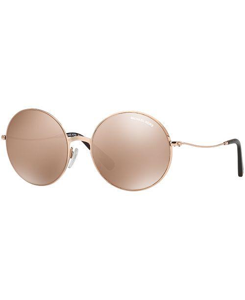 2e4f8b006643 Michael Kors KENDALL II Sunglasses, MK5017 & Reviews ...