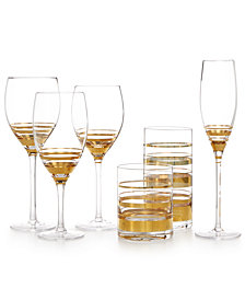 kate spade new york Hampton Street Stem & Barware Collection