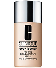 Clinique Even Better Makeup SPF 15, 1 oz.