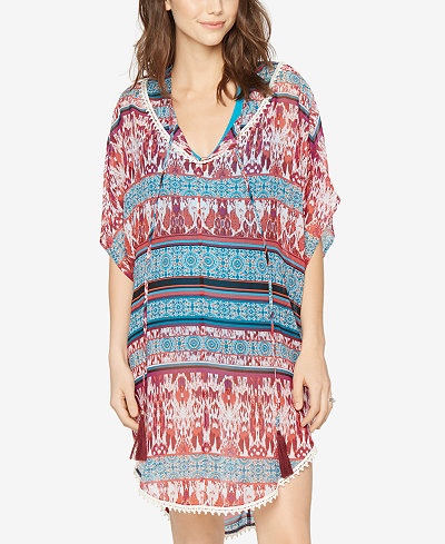 A Pea In The Pod Maternity Printed Cover-Up