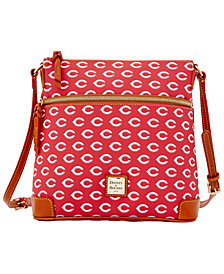 Dooney & Bourke Cincinnati Reds Crossbody Purse