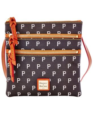 Pittsburgh Pirates Triple Zip Crossbody Bag