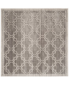 Safavieh Amherst Indoor/Outdoor AMT412 7' x 7' Square Area Rug