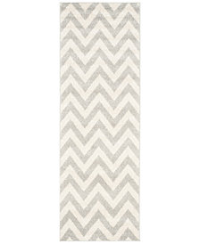 Safavieh Amherst Indoor/Outdoor AMT419 2'3'' x 7' Runner Area Rug