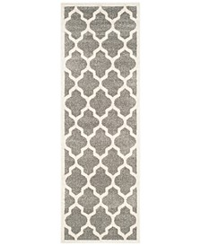Amherst Indoor/Outdoor AMT420 2'3'' x 7' Runner Area Rug