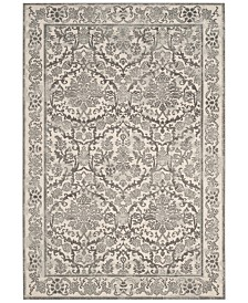 Closeout Safavieh Evoke Evk242d Ivory Grey Area Rugs