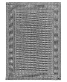 "CLOSEOUT! Hotel Collection 22"" x 36"" Woven Bath Mat, Created for Macy's"