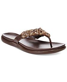 Women's Glamathon Flat Sandals