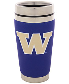 Hunter Manufacturing Washington Huskies 16 oz. Stainless Steel Travel Tumbler