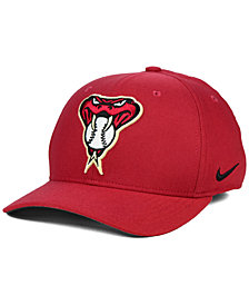 Nike Arizona Diamondbacks Ligature Swoosh Flex Cap