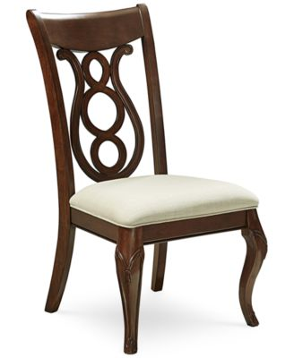 Upholstered Dining Chairs Arm Armless Chairs Macys