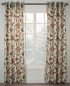 "Ellis Curtain Brissac 50"" x 84"" Lined Grommet Panel"
