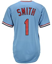 more photos 5fa06 057af Majestic Men s Ozzie Smith St. Louis Cardinals Cooperstown Replica Jersey