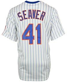 Men's Tom Seaver New York Mets Cooperstown Replica Jersey