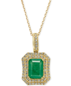 Emerald (1-1/2 ct. t.w.)...