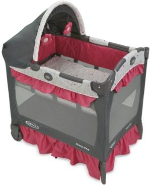 Graco Baby Alma Travel Lite Crib  Playard