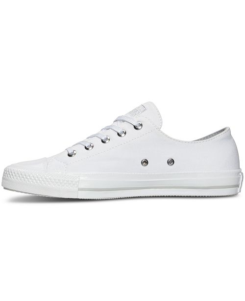 d9a47507390a Converse Women s Gemma Ox Casual Sneakers from Finish Line   Reviews ...