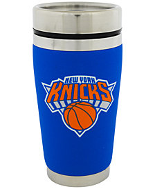 Hunter Manufacturing New York Knicks 16 oz. Stainless Steel Travel Tumbler
