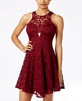a2bf608e47 White Lace Dress  Shop White Lace Dress - Macy s