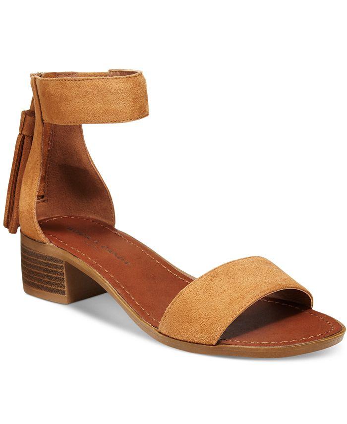 ZIGIny - Nancie Two-Piece City Sandals