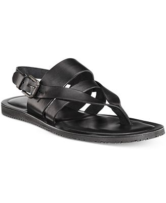 Mens Reel-IST Open Toe Sandals Kenneth Cole