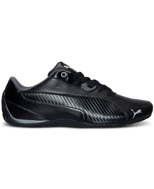 bbe16594e3ffac Puma Men s Drift Cat 5 Carbon Casual Sneakers from Finish Line ...