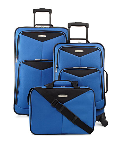 Travel Select Bay Front 3 Piece Luggage Set - Luggage Sets ...