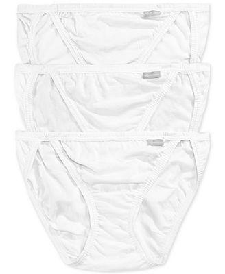Jockey Elance String Bikini 3 Pack 1483
