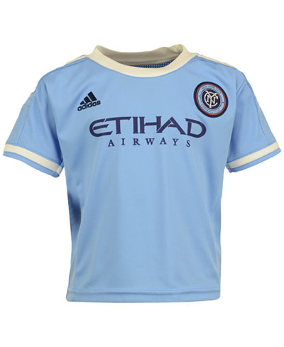 adidas MLS New York City Jersey, Little Boys (4-7)