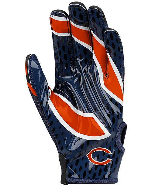 0ad63bd73baf Nike Chicago Bears Vapor Knit Gloves   Reviews - Sports Fan Shop By ...