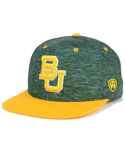Top of the World Baylor Bears Energy 2-Tone Snapback Cap