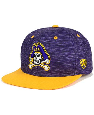 Top of the World East Carolina Pirates Energy 2-Tone Snapback Cap