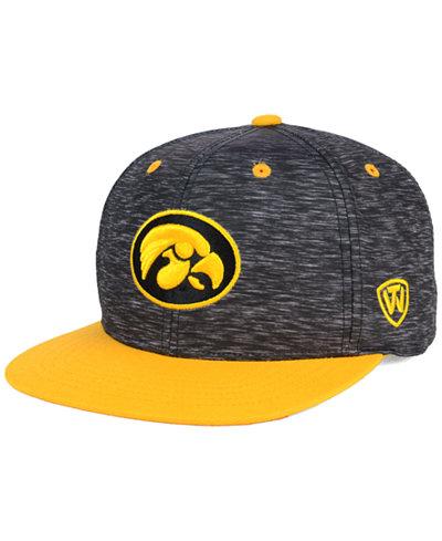 Top of the World Iowa Hawkeyes Energy 2-Tone Snapback Cap