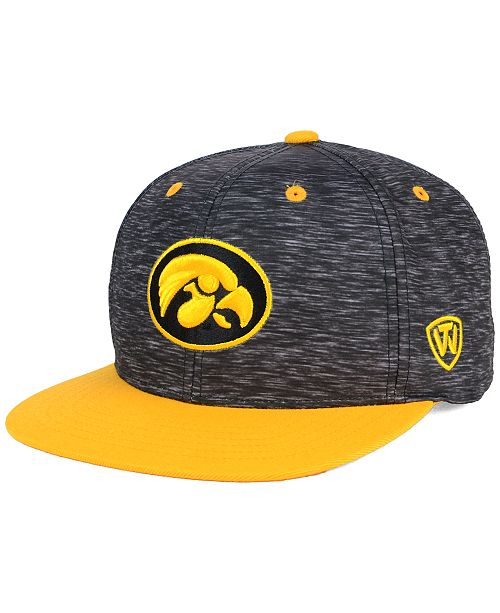 best service f2571 47ff0 Top of the World Iowa Hawkeyes Energy 2-Tone Snapback Cap - Sports ...