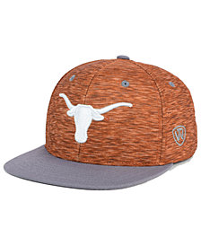 Top of the World Texas Longhorns Energy 2-Tone Snapback Cap