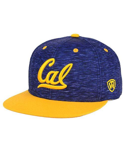 newest 0cc6a 17cc1 Top of the World California Golden Bears Energy 2-Tone Snapback Cap ...