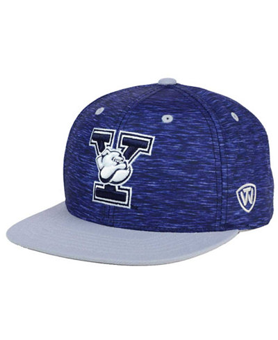 Top of the World Yale Bulldogs Energy 2-Tone Snapback Cap