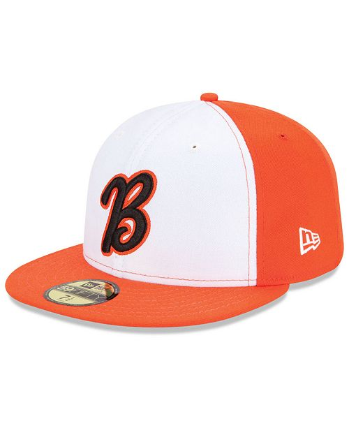 New Era Bakersfield Blaze AC 59FIFTY Fitted Cap