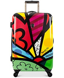 """Heys Britto New Day 26"""" Expandable Hardside Spinner Suitcase"""